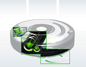 Roomba Cleaning