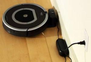 Roomba Self charging