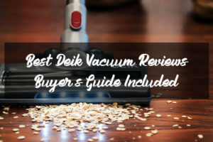 Deik Vacuum Reviews-FI