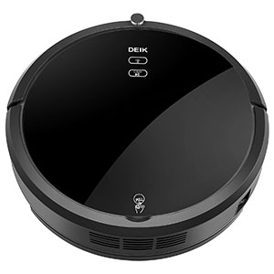 Deik Robot Vacuum Cleaner with Schedule Cleaning