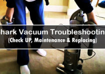 Shark Vacuum Troubleshooting-FI