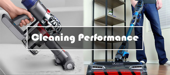 Cleaning Performance