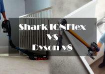 Shark IONFlex VS Dyson V8-FI