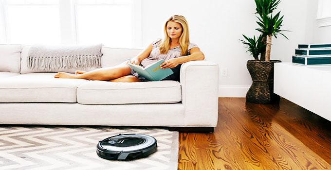 Roomba 650 vs 655 FI