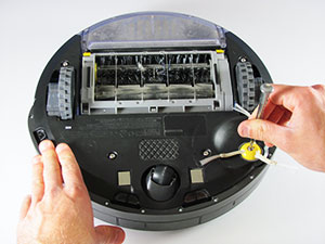 Roomba 655 Dimensions