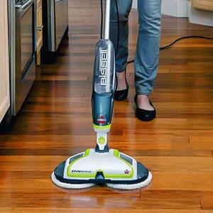 Vacuum Cleaner Vinyl Plank Floor